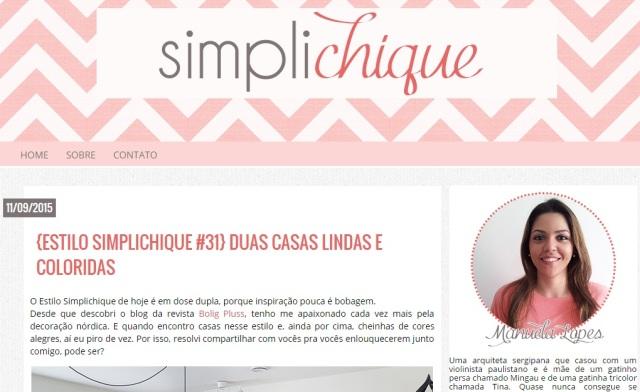 simplichique-blog